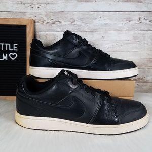Black Nike Backboard Sneakers